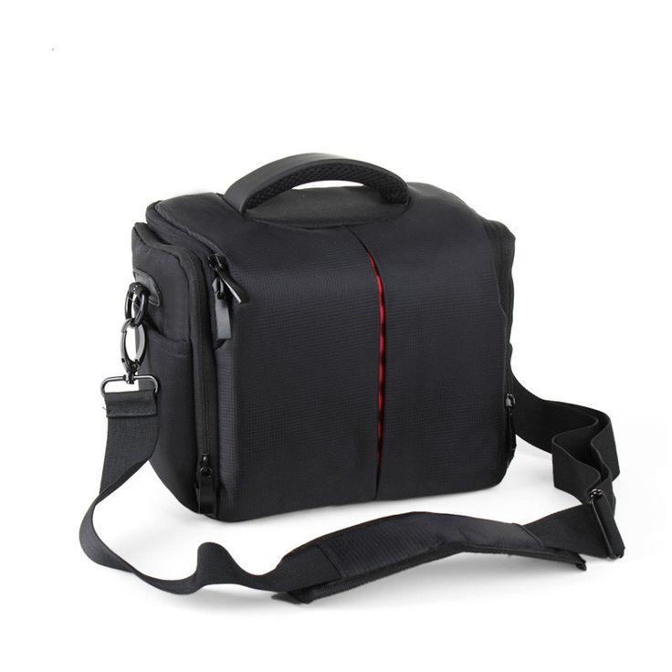 New DSLR Camera Bag For SONY A77 A65 A57 A900 A58 A99 A7R Alpha A7RII Waterproof camera Case shoulder bag