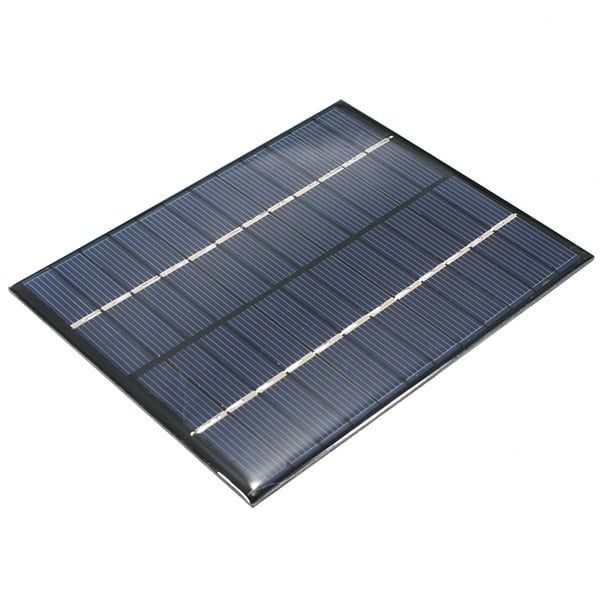 how to fix a smashed solar panel