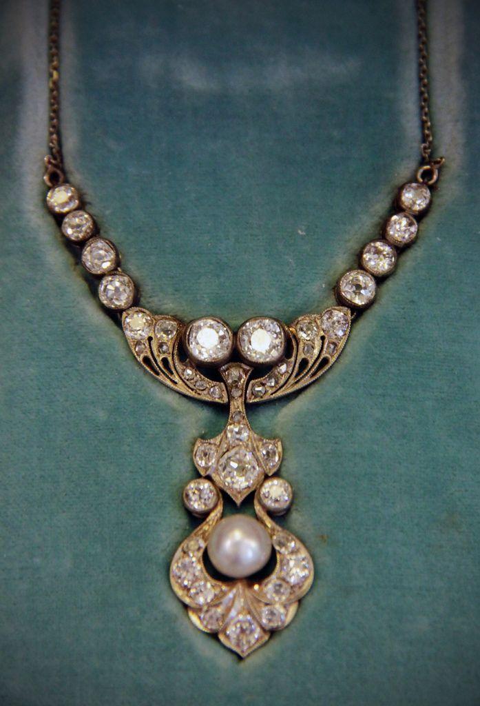 Hungarian 19th century jewellery