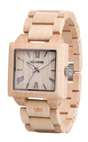 CALLISTO BEIGE | WeWOOD Wooden Watches