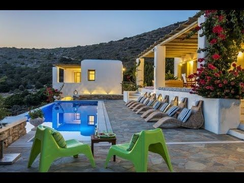 D110  SCOPAS PAROS REAL ESTATE IMMOBILIERE MAISON CASE