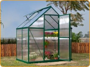Do Yourself Outdoor Projects | Polycarbonate Greenhouse Panels For Your Do-It-Yourself Greenhouse