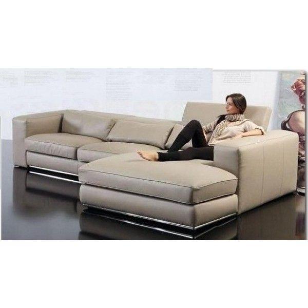 Cozy L Shaped Sofa | Lix Decor