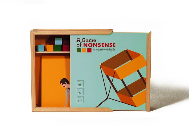 Not Completely Nonsense (Student Project) on Packaging of the World - Creative Package Design Gallery