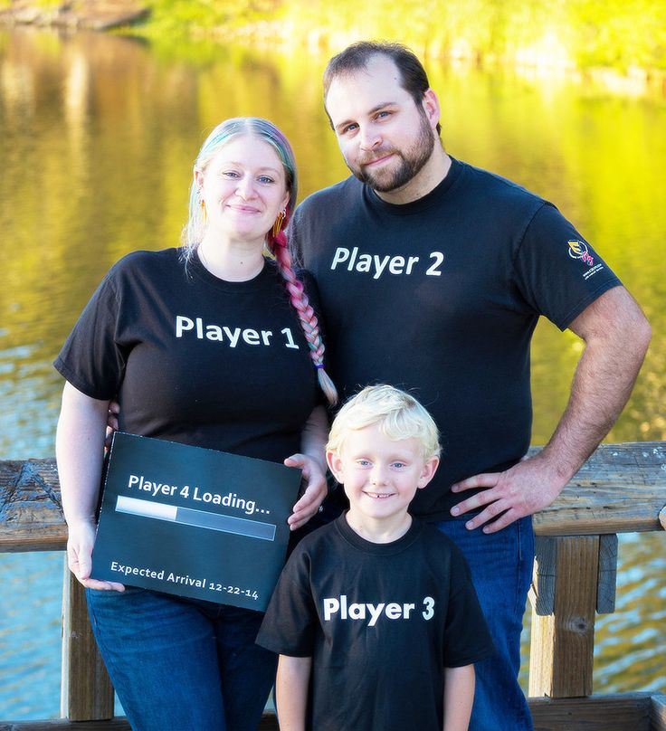 17 adorable, geeky pregnancy announcements to copy