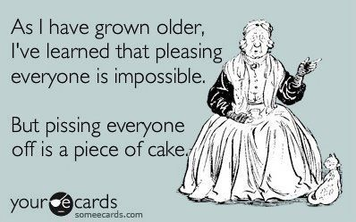 We're all a bunch of babies.Cake, Happy Birthday, Real Life, Quotes, Life Lessons, So True, Funny Stuff, Ecards, True Stories