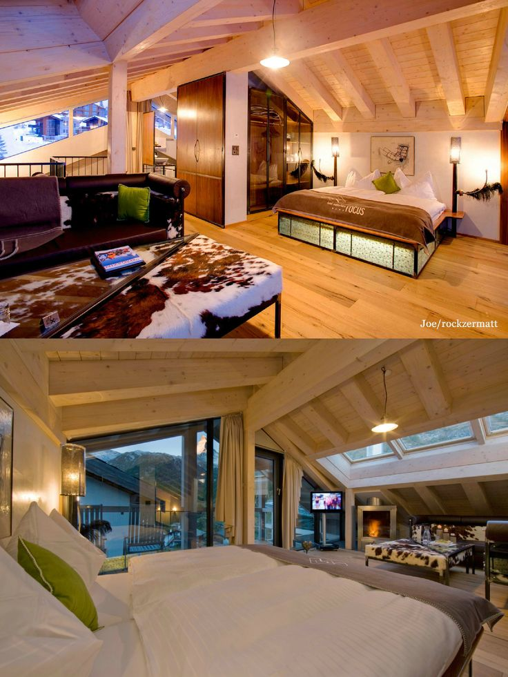 Hotel Matterhorn Focus | Design Hotel | Switzerland | http://lifestylehotels.net/en/matterhorn-focus | Room | Design | Wood | Luxury