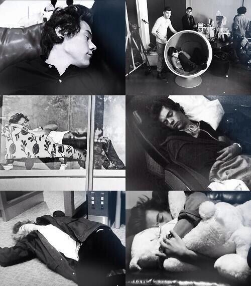 If sleepy Harry isn't your favorite Harry, you're lying.
