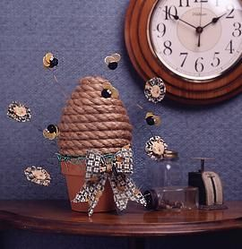 Beeeautiful Bee Decoration   FaveCrafts.com