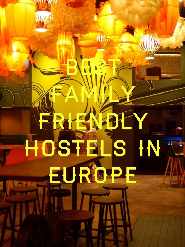 When people think of hostels, we tend to associate them as the bastion of twenty something, party mad backpackers. Family friendly hostels though? Here's my guide to the new breed of family friendly, design conscious hostels.
