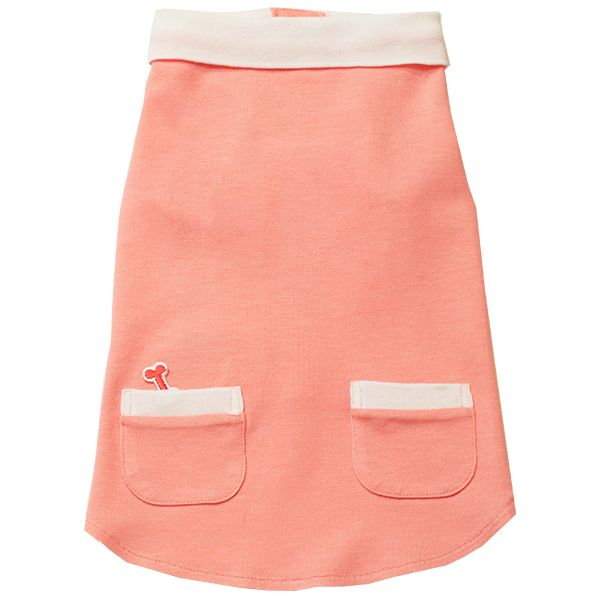 Fifi & Romeo Classic Polo Shirt with Pockets - Pink