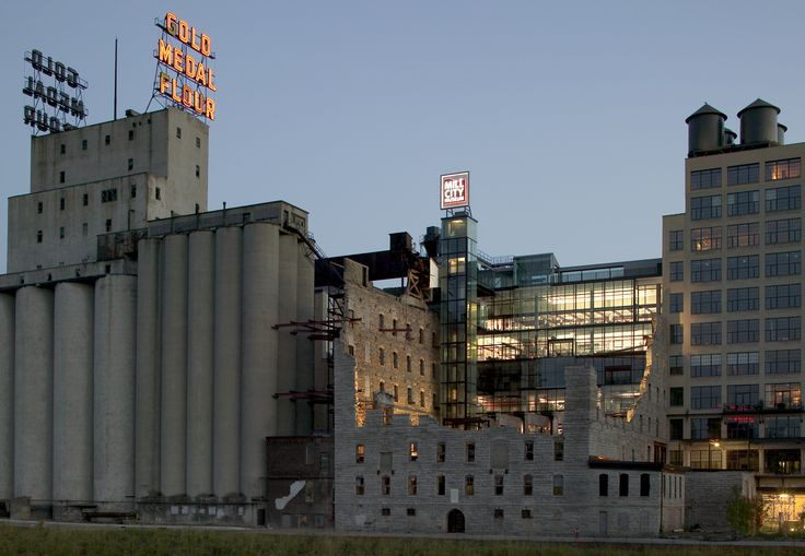 Minnesota by Design – Mill City Museum