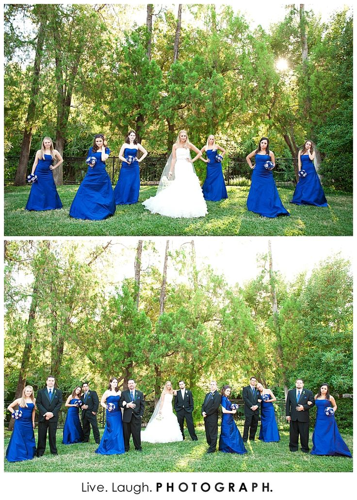 Bridal Party Poses really like the color.