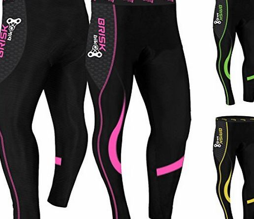 Brisk Bike Ladies Cycling Tights Padded Winter Thermal Pants Womens Cycle Bicycle Trousers (Black/Pink, L) No description (Barcode EAN = 5060434513427). http://www.comparestoreprices.co.uk/december-2016-week-1/brisk-bike-ladies-cycling-tights-padded-winter-thermal-pants-womens-cycle-bicycle-trousers-black-pink-l-.asp