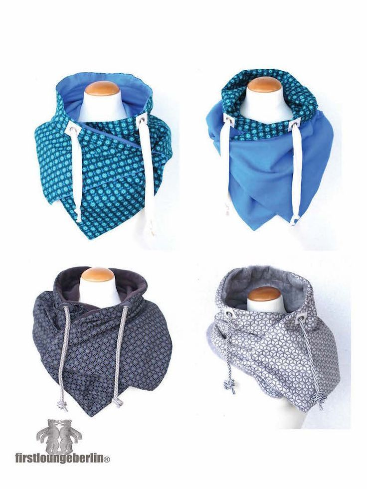 Directions de couture freEBook gratuites sur vidéo youtube pour foulard MOBY SCHNÜR * – en three G