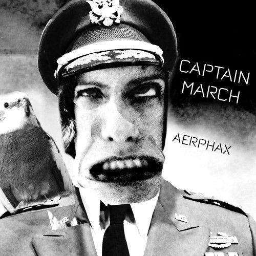 AERPHAX - Captain March From #AERPHAX. #Brian Anthony, #Copenhagen - #Denmark. #Ambient, #IDM, #experimental, #techno