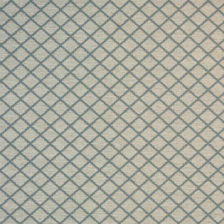 Warwick Fabrics : CECILE, Colour SEAFOAM