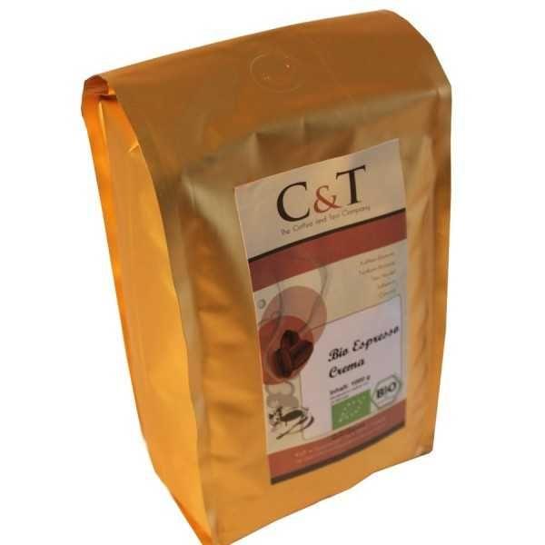 Würzig und kräftig, ein absolutes Muss für Crema-Liebhaber. Dieser Kaffee ist besonders gut für Vollautomaten geeignet. Der Kaffee stammt zu 100 % aus kontrolliert biologischem Anbau. Dieser Kaffee ist wohl bekömmlich und wurde in einer 26 minütigen Langzeitröstung bei niedriger Temperatur von Meisterhand veredelt, was für ein unvergessliches Geschmackserlebnis sorgt. DE-ÖKO-003 Please contact