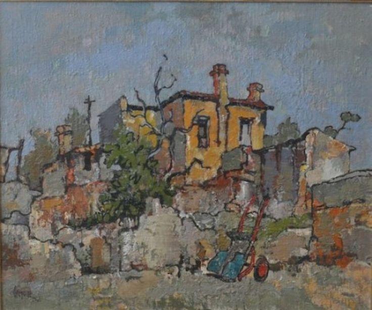 Gregoire Boonzaier | Walker Bay Art Gallery