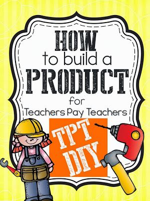 How to Build a Product for Teachers Pay Teachers: The Ettiquette of Using Clipart and Fonts for Free and Paid Products on TpT