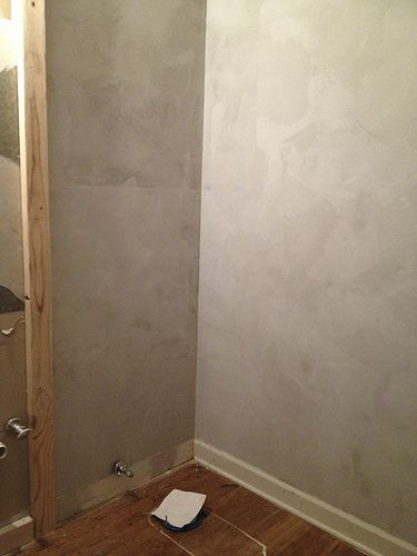 Cement Walls Concrete Walls And Diy Concrete On Pinterest