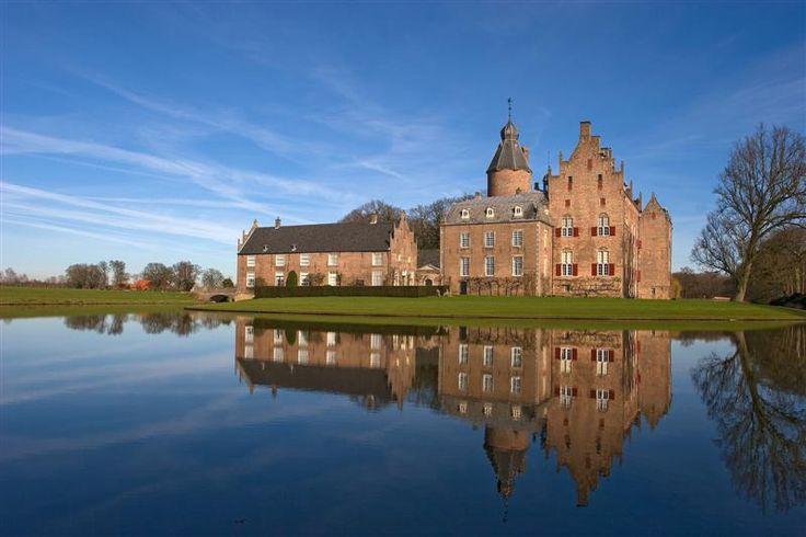 Kasteel Rechteren te Dalfsen / Overijssel Nederland