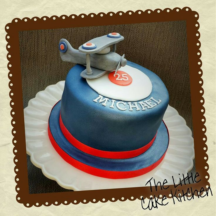 RAF Cake - idea for my brother's 16th maybe?