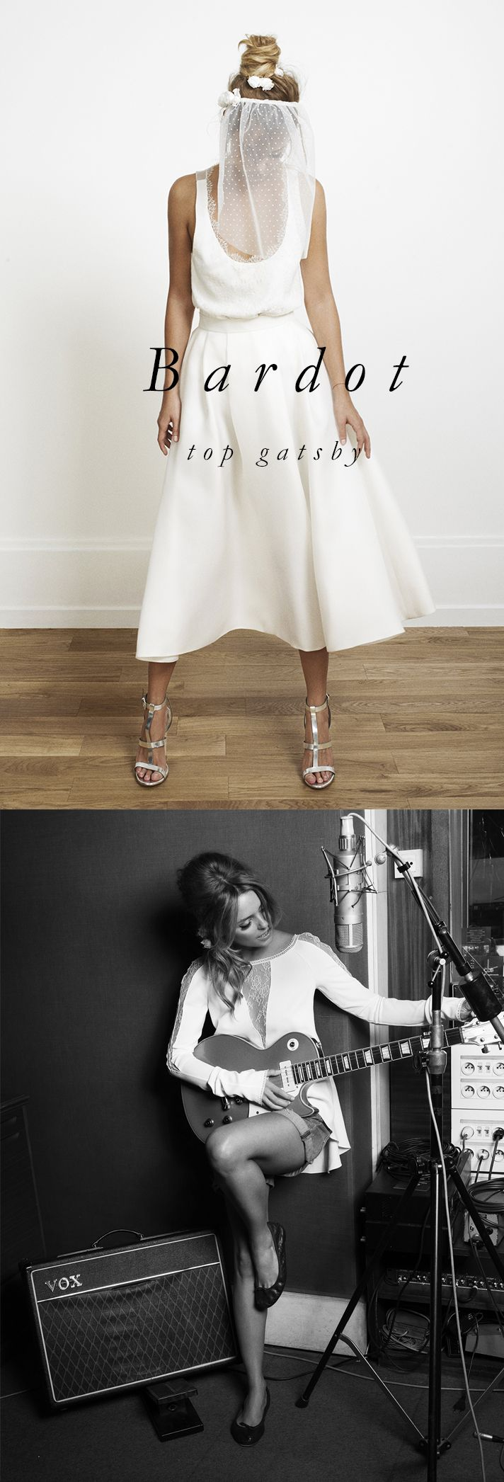 ©Rime Arodaky - collection 2014 - mariage - robes de mariees - Le blog de Madame c #3