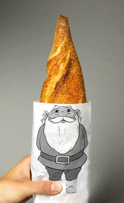 gnome bread.