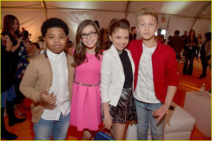 Game Shakers Cast At The Kids Choice Awards 2016 Kids Choice Award Thomas Kuc Nickelodeon