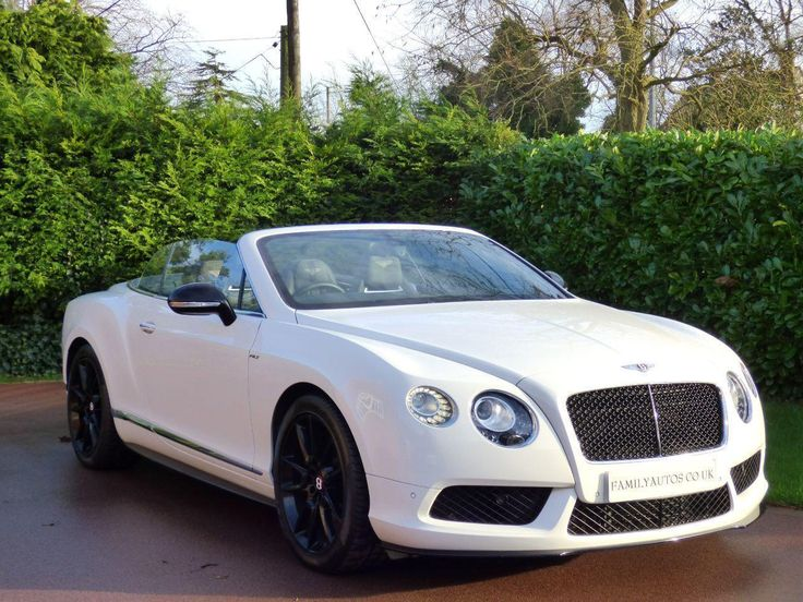 2014 Bentley Continental GTC 4.0 V8 S 2dr Auto 2 door Convertible in Cars, Motorcycles & Vehicles, Cars, Rolls Royce & Bentley | eBay