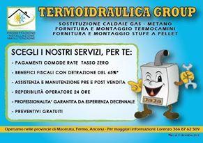 Termoidraulica Group https://www.facebook.com/pages/Termoidraulica-Group/1392513537657008?fref=ts