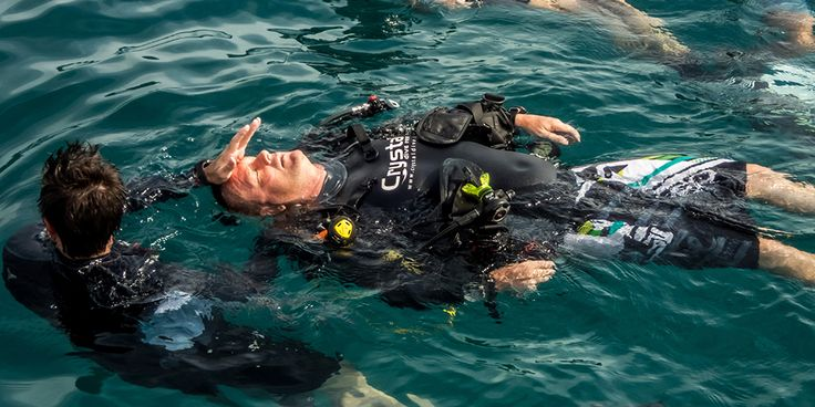 Rescue Sessions - Padi Instructor Training - Crystal Dive Koh Tao