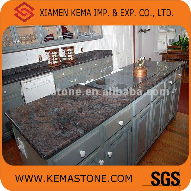 High Quality Purple Paradiso Kitchen Prefab Granite Countertop   Buy Granite Countertop,Prefab  Granite Countertop,Granite Kitchen Countertop Product On Alibaba.com