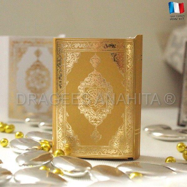 un mini coran dor pour offrir vos dlicieuses drages un mini coran qui pourra se - Verset Du Coran Sur Le Mariage Mixte