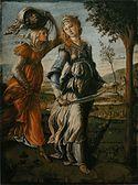 Judith beheading Holofernes - Wikipedia