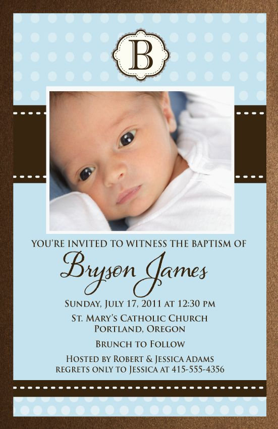 39 best Invitation ideas images on Pinterest - best of invitation card message for baptism