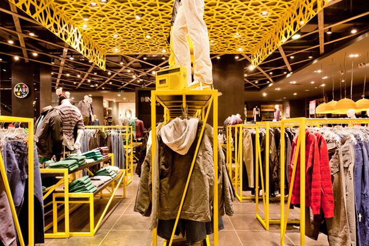 Ripley store by DAW, Santiago store design
