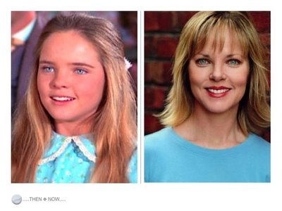 Melissa Sue Anderson played Mary Ingalls on Little House on the Prairie