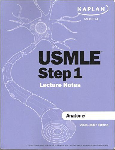 USMLE Step 1 Lecture Notes: Anatomy | USMLE Books PDF | Pinterest ...