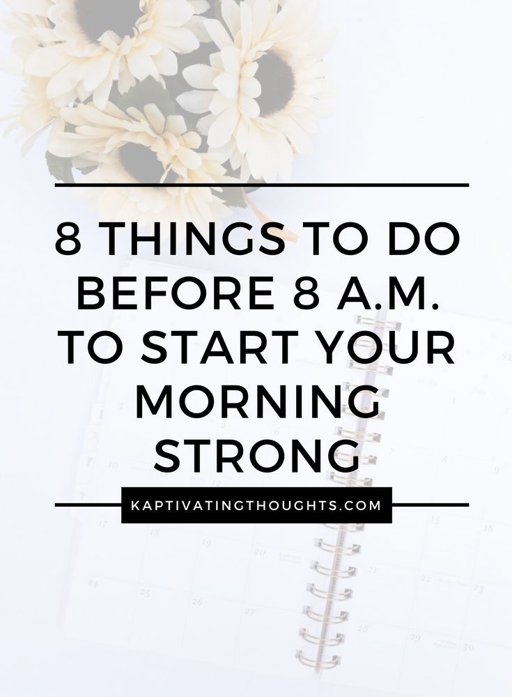 Morning Routine | Wellness | Happiness | Lifestyle | Inspiration