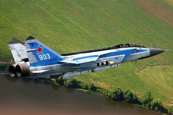 All sizes | Pesawat Jet Tempur MiG-31 Foxhound (Rusia) | Flickr - Photo Sharing!