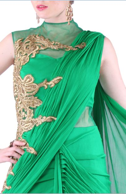 Cotton Green Color Saree comes with a neat and well designed border and heightens your elegance