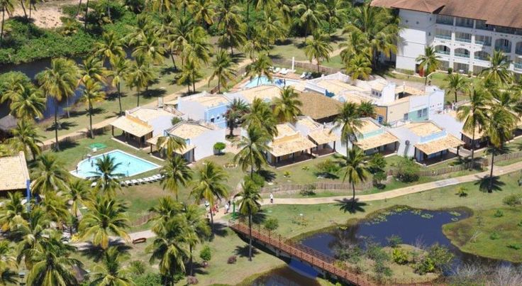 #Resort Sauipe Class is part of the hotel complex in Costa do Sauipe and lies within a nature reserve, Read more at http://www.hotelurbano.com.br/resort/resort-sauipe-class/2899
