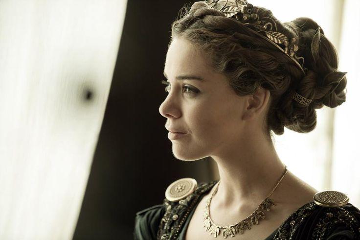 królowa Teb Alkmena, matka Heraklesa