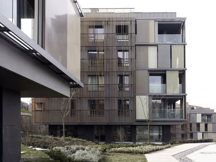 Best Urban Residential Architecture Images On Pinterest