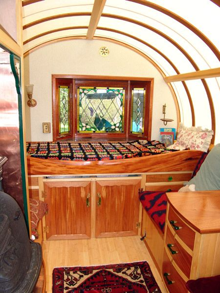 Gypsy Wagon Plans Woodworking Projects Amp Plans