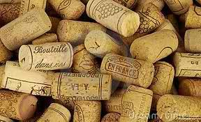 500 used wine corks 100% real all-natural cork by BridalThings