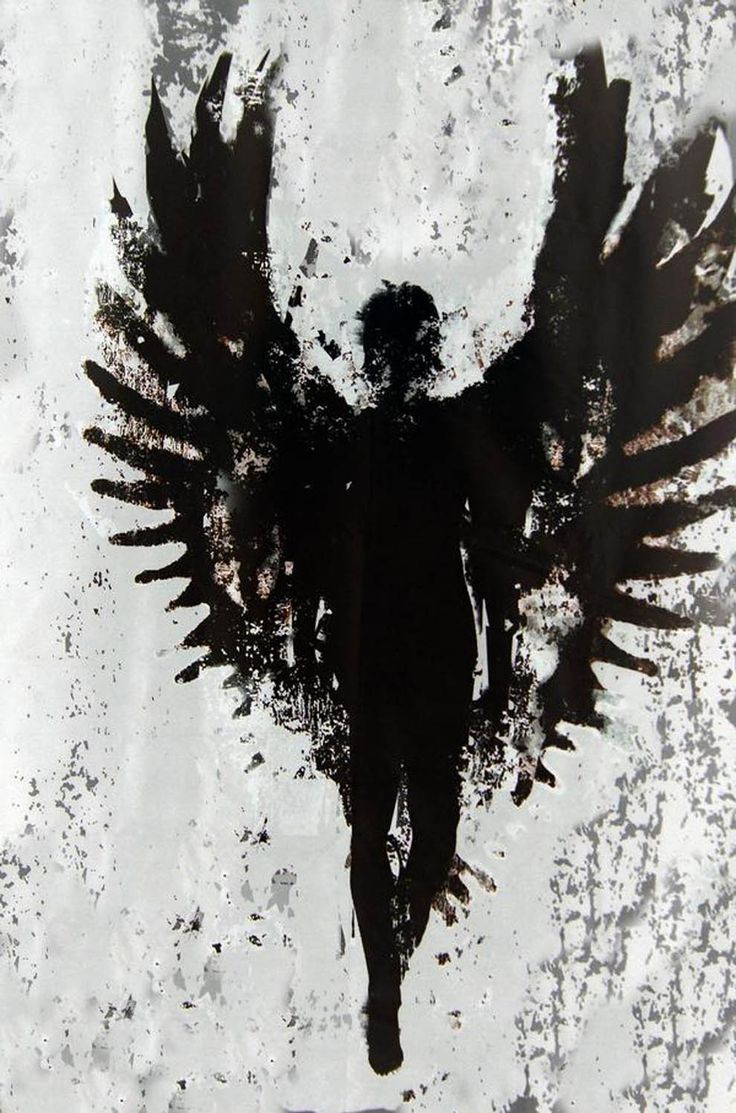 Black Eyed Angel Flew With Me