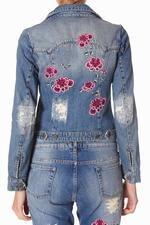 Odd Molly - 585A - biteback jean jacket